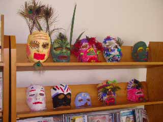 My mask is second from the left on the bottom row.