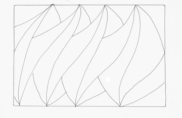 Free-form line drawing